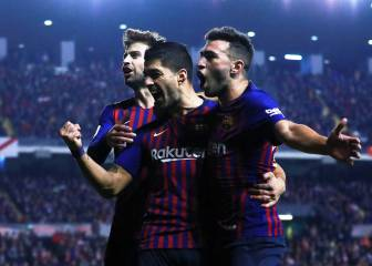 Luis Suárez and Dembélé put the spoilers on Rayo party