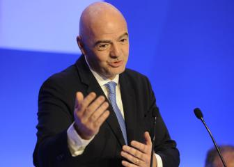 FIFA hits back at Football Leaks allegation that Infantino weakened ethics code