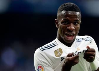 Vinicius, the accidental hero, spares Real Madrid's blushes