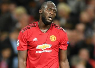 Mourinho unsure if Lukaku will be fit to face Juventus