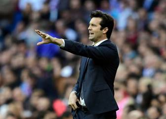 Make no mistake: Solari has his work cut out