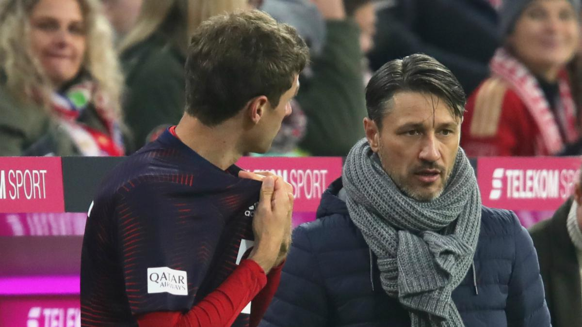 Bayern: Müller's wife apologises over Kovac Instagram criticism