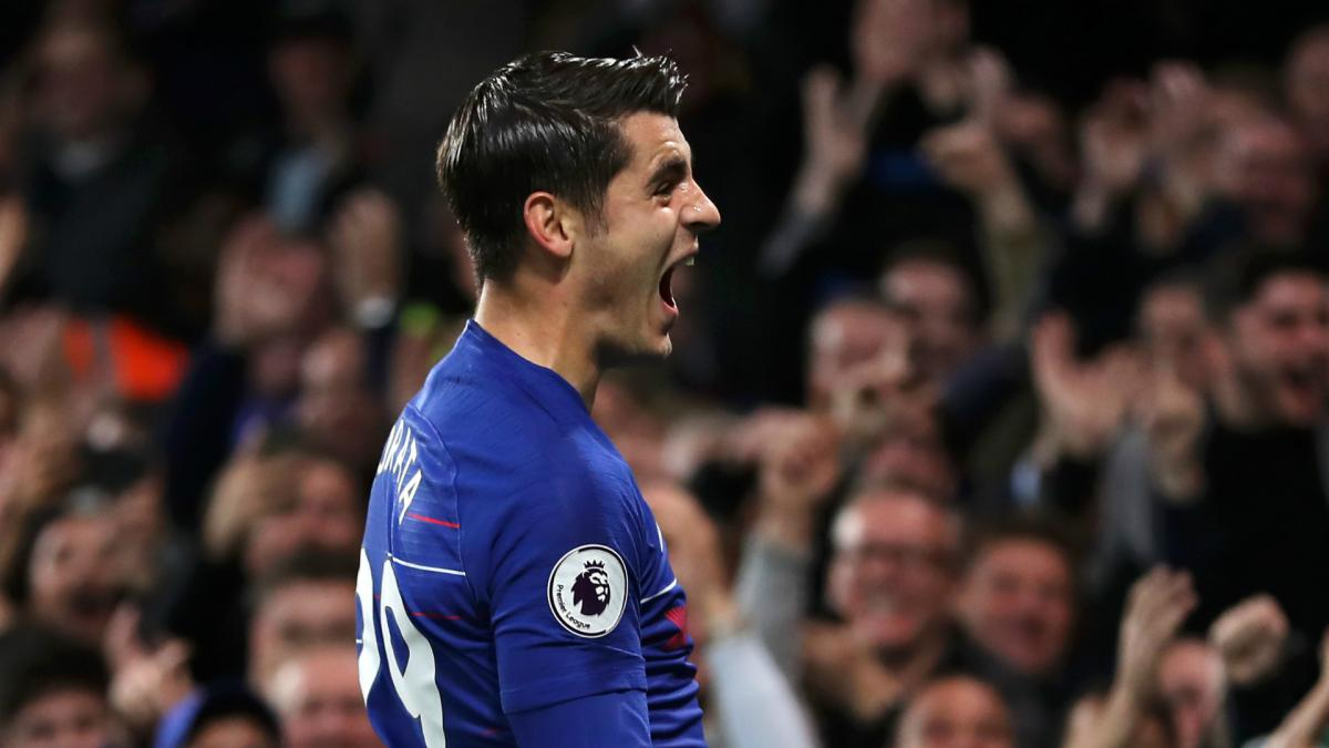 Morata thinking of missed hat-trick chance despite match-winning double