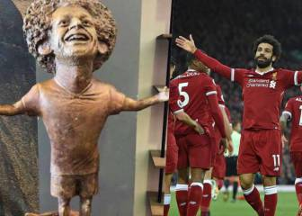 Mess in stone: Salah, Ronaldo and more sculptural abominations