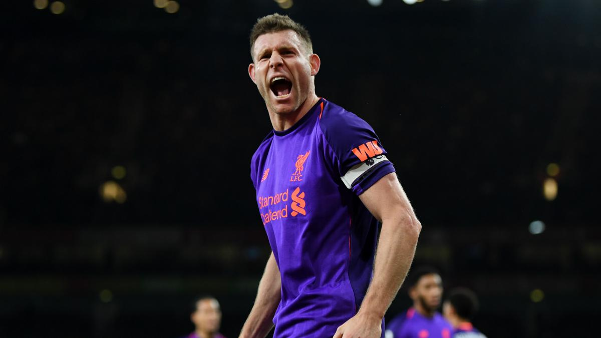 Klopp: Milner 'is like wine'