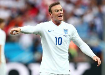 Rooney's England return is
