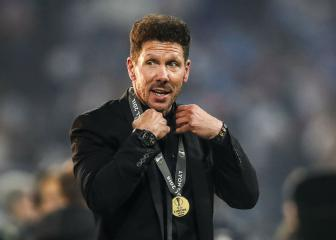Atlético haven't done much wrong in seven years - Simeone has no intention to change