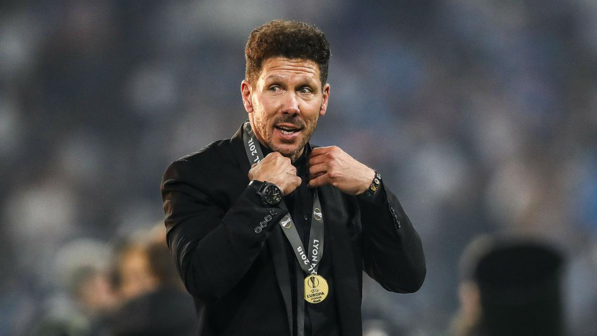 Atletico haven't done much wrong in seven years - Simeone has no intention to change