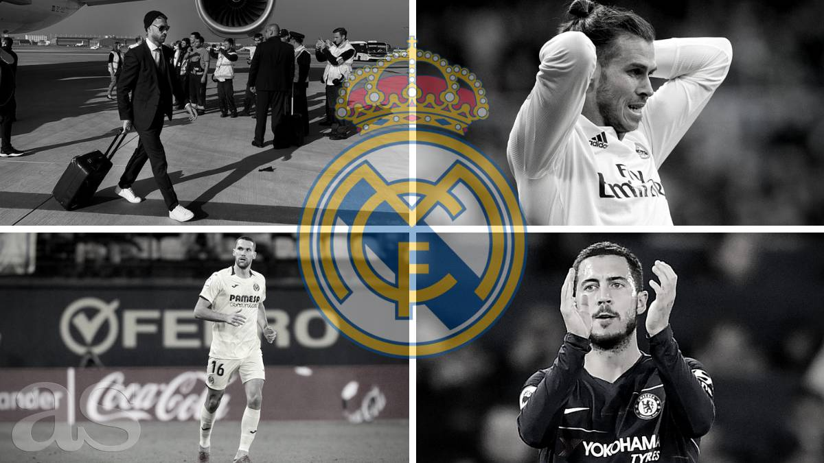 Real Madrid round up: Pedraza, Hazard, Bale, Plzen...