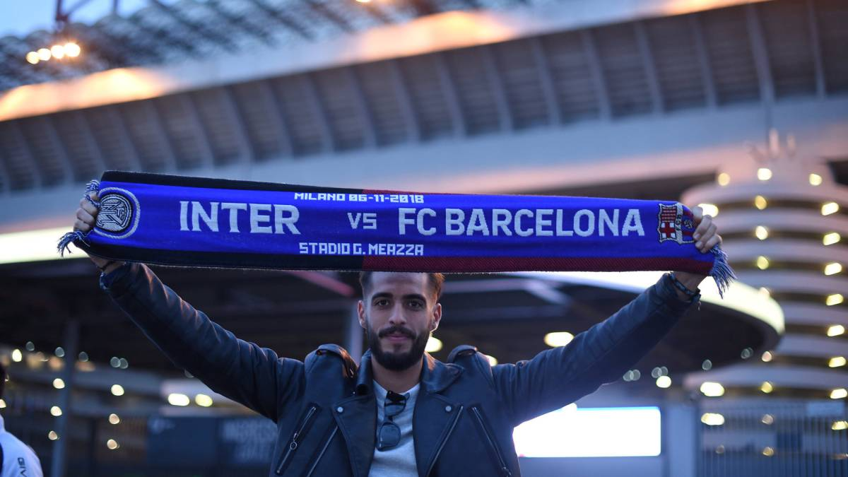 Inter - Barcelona live online: Champions League Group B