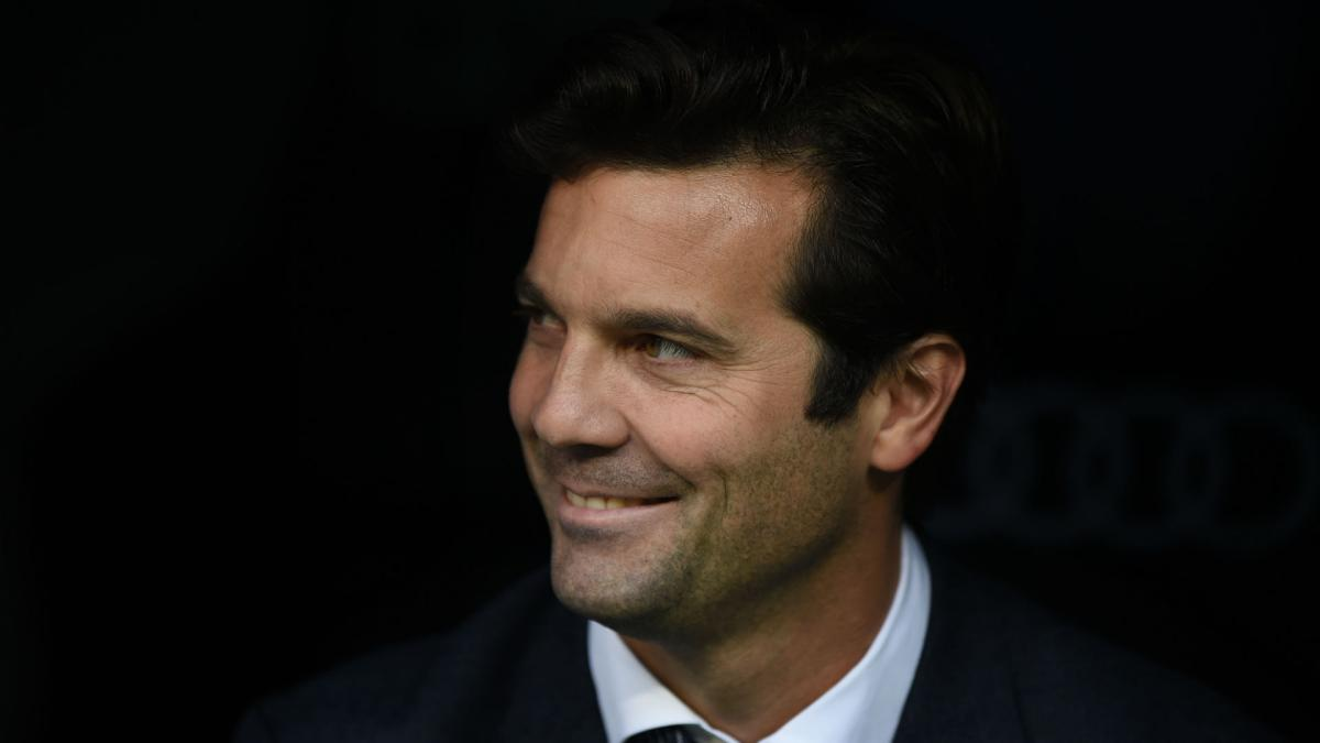 Excited Solari relishing Champions League coaching bow