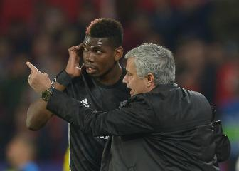 Mourinho and Pogba deny relationship is fractured