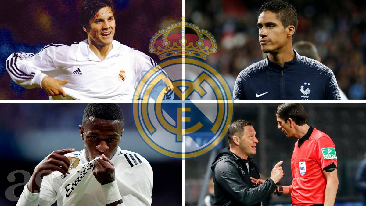 Real Madrid round-up: Plzen, Vinicius, Varane, Aytekin...