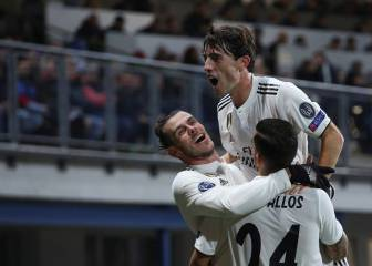 Solari's Real Madrid run riot