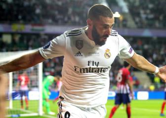 Benzema reaches 200 Real Madrid goals