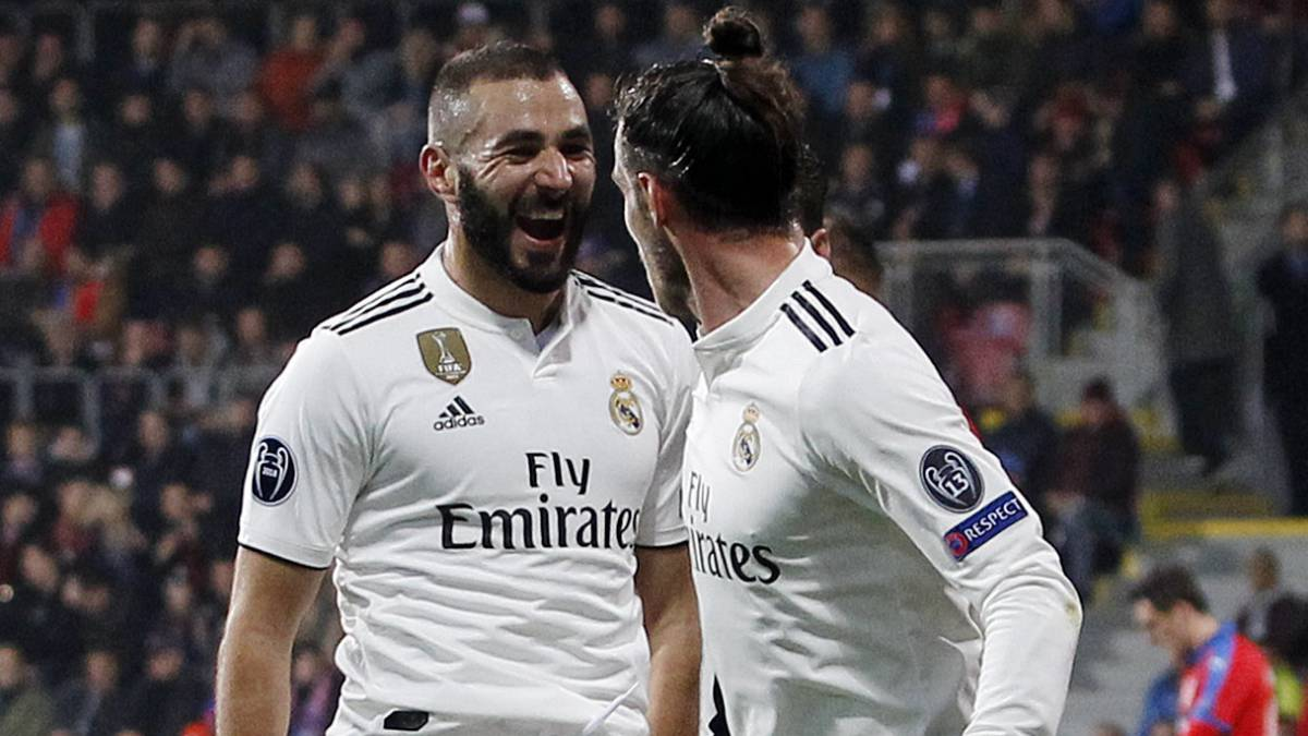 Benzema hungry for more after hitting Madrid goals milestone