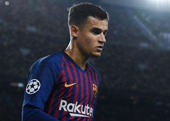 Coutinho facing up to three weeks out with hamstring injury
