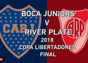 The world is watching as Boca and River Plate prepare