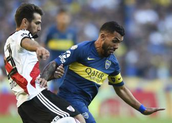 Boca Juniors vs River Plate: Six of the best Superclasicos