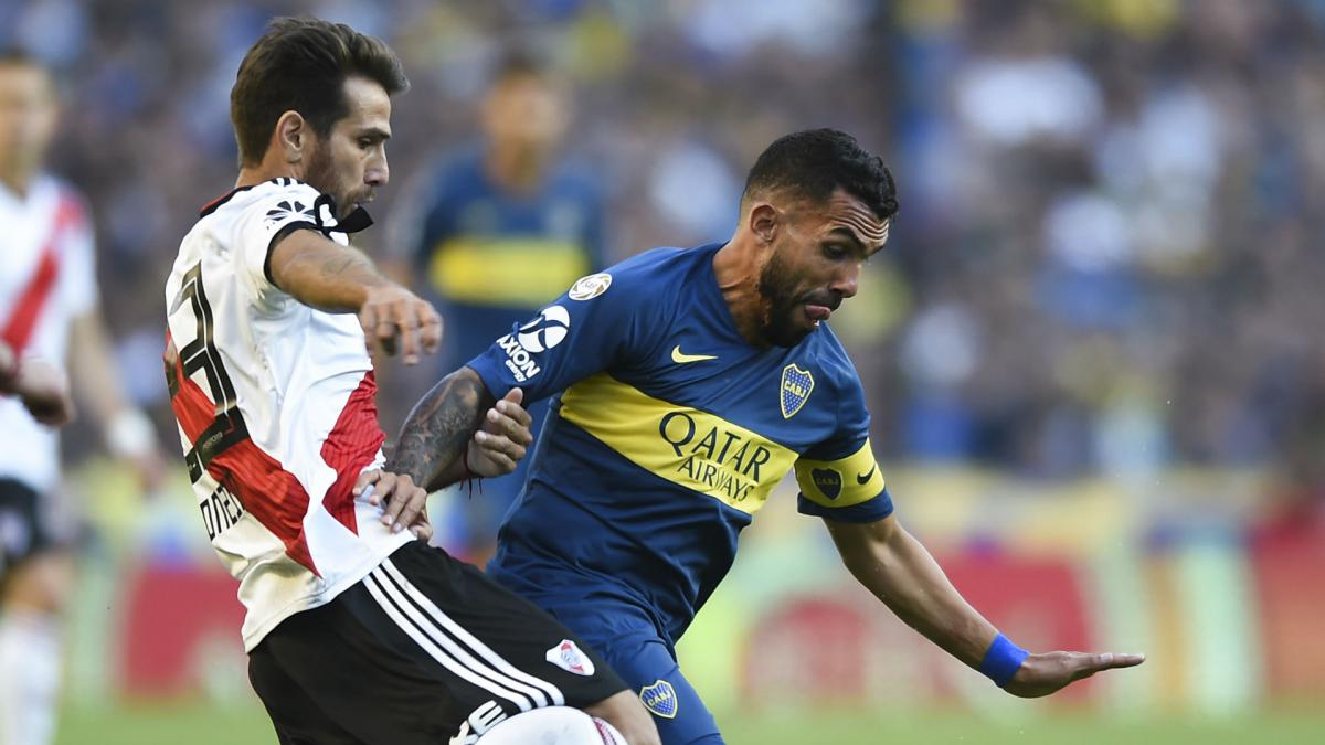Boca Juniors v River Plate: Six of the best Superclasicos