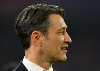 Kovac not feeling Bayern pressure ahead of Klassiker
