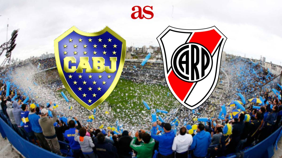 Boca Juniors - River Plate: how and where to watch: times, TV, online