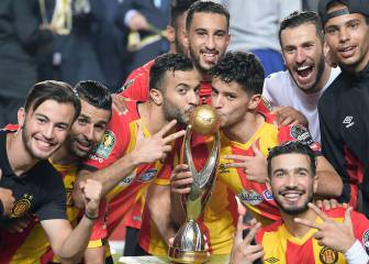 Es Tunis win CAF Champions League with win over Al Ahly