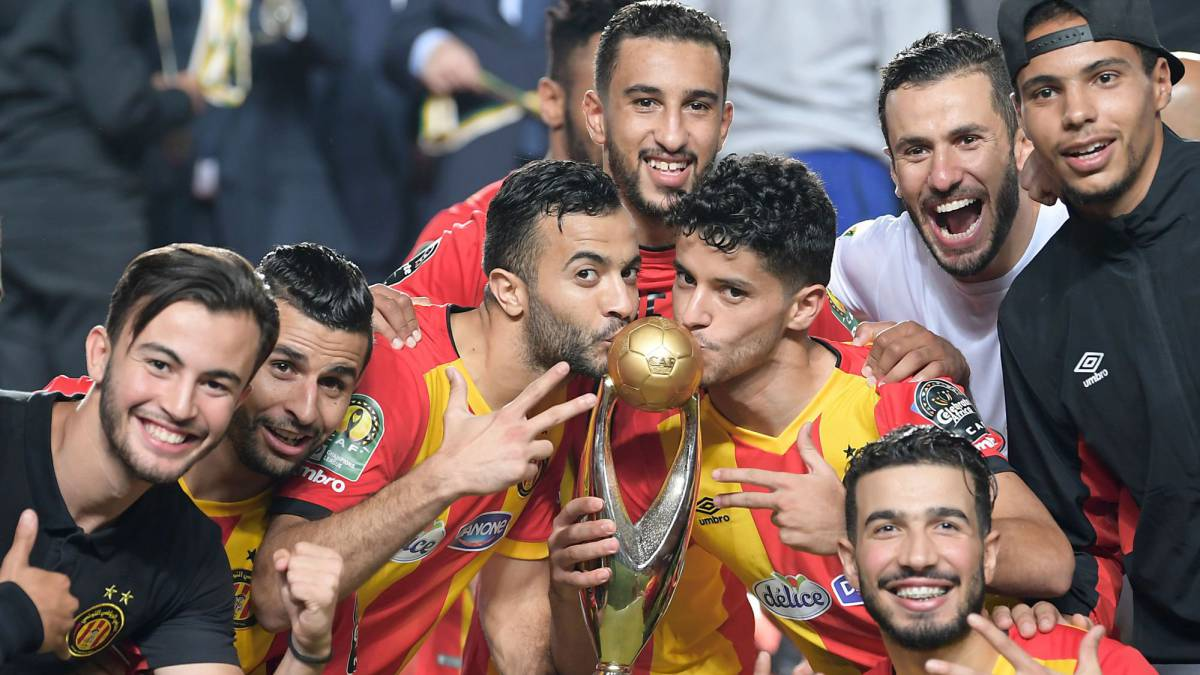 Es Tunis 3-0 Al Ahly CAF Champions League final: match report
