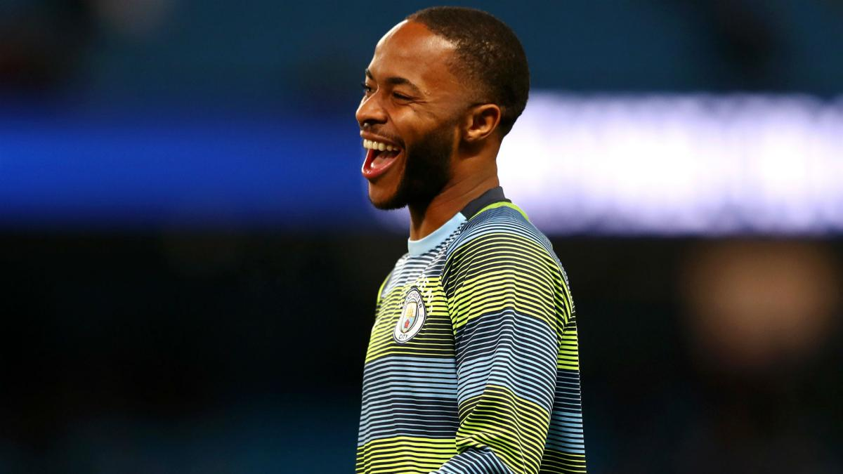 BREAKING NEWS: Sterling signs Manchester City contract extension to 2023