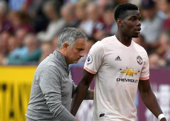 Pogba's relationship with Mourinho has been mended – Raiola