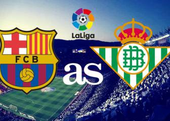 Barcelona vs Real Betis: How and where to watch