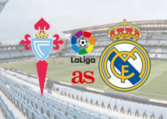 Celta Vigo vs Real Madrid: how and where to watch