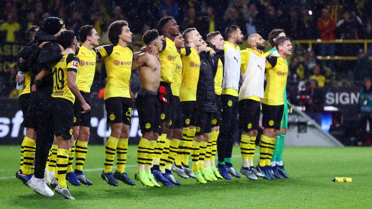 Bundesliga title race still alive – Favre
