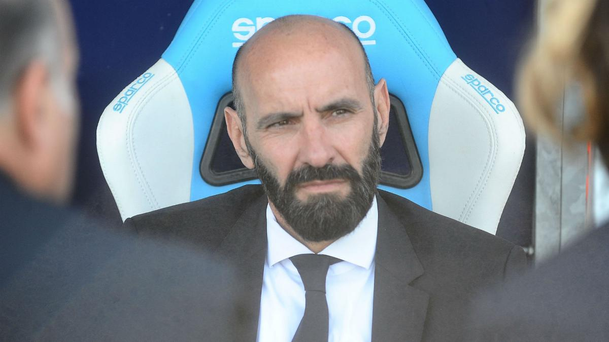 Monchi not interested in swapping Roma for Barcelona