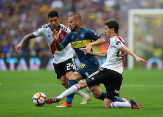 All to play for in Libertadores final as Boca and River draw