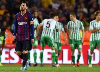 Barcelona concede four at home for first time since 2003