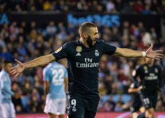 Madrid make light work of Celta but injuries a concern
