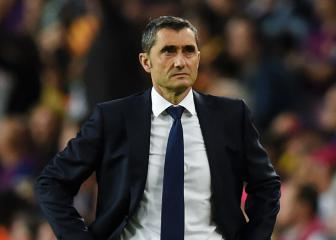 First-half display cost us, laments Barcelona boss Valverde