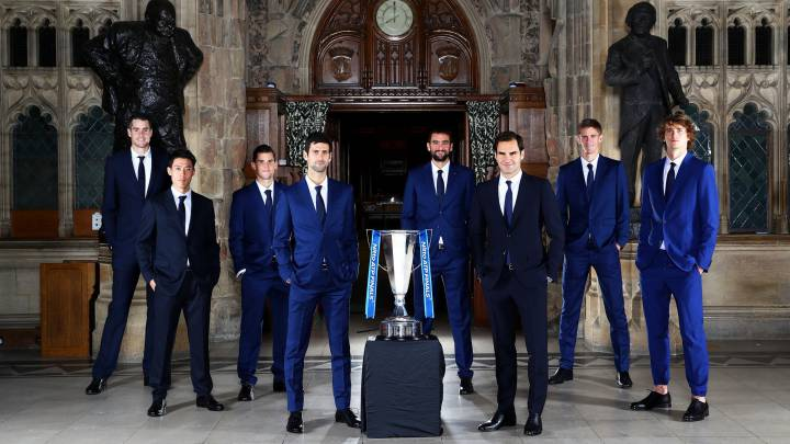 ATP Finals 2018 prize money: Federer, Djokovic lead field