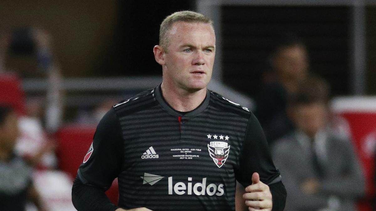 Rooney predicts 'exciting time' after being named in MLS Best XI