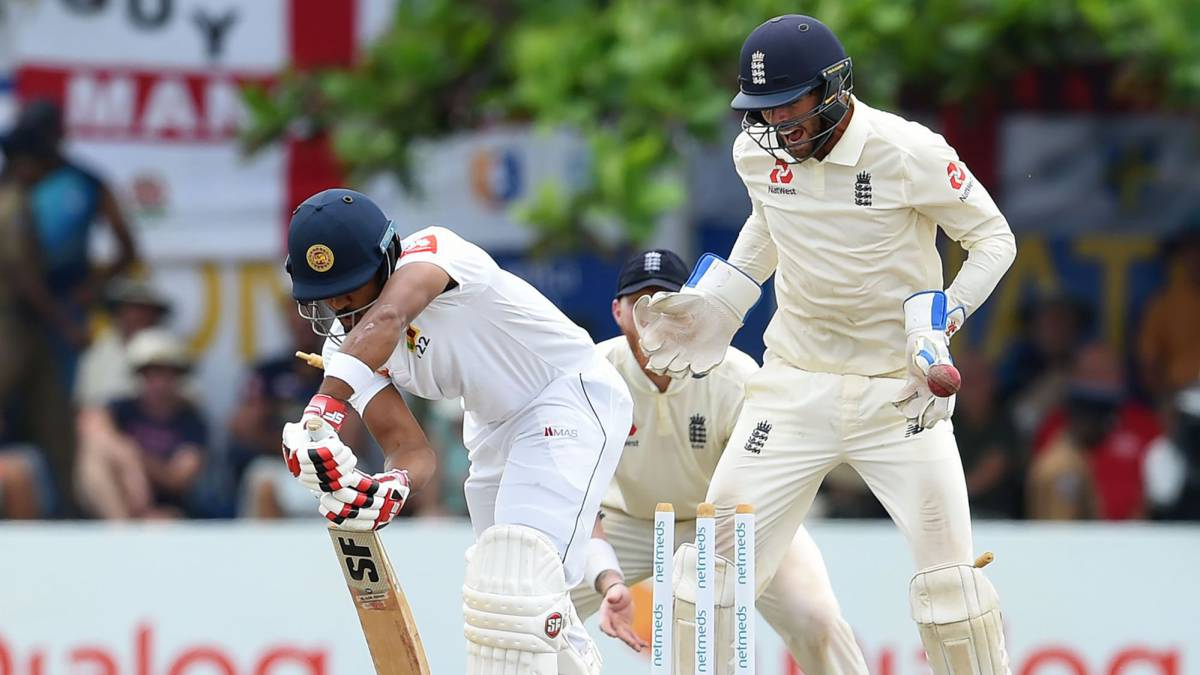 Sri Lanka captain Dinesh Chandimal ruled out of England series due to groin injury