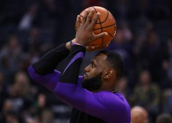 Very troubling times - LeBron James alarmed by gun violence