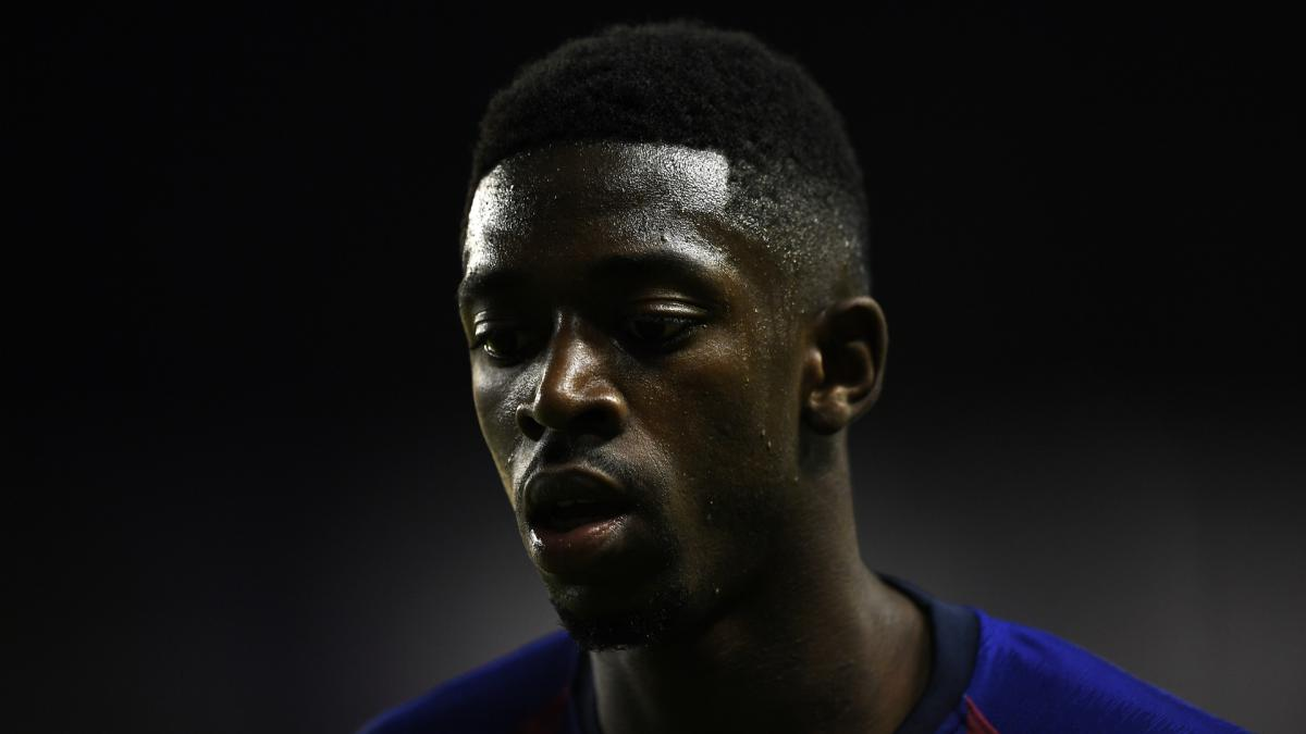Criticism of Barcelona star Dembele is overblown - agent
