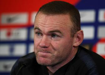 Rooney rejected chance of pre-World Cup farewell