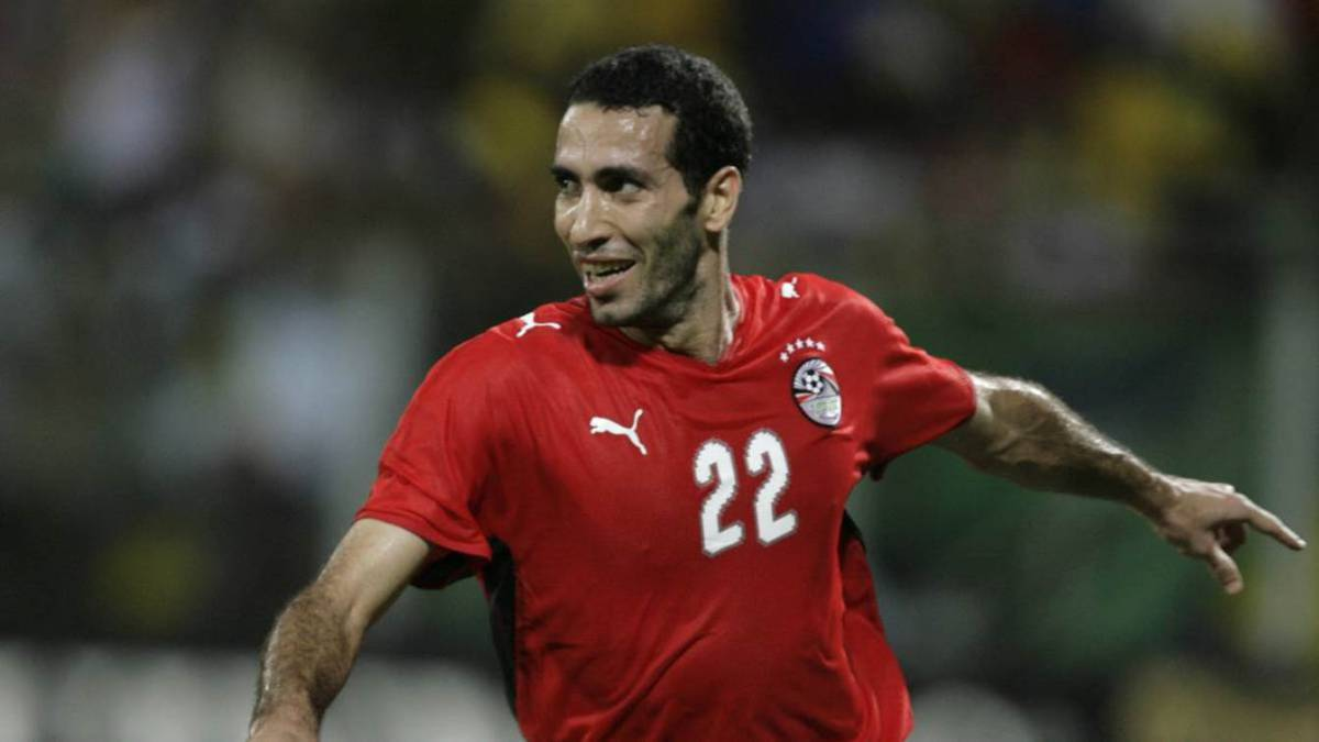 Former Egypt international Aboutrika sentenced to 1 year in prison