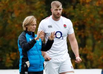 George Kruis out of Japan and Australia Tests with injury