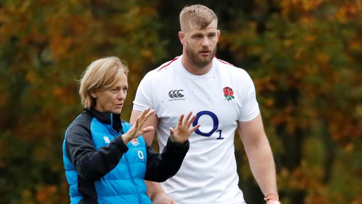 England lock George Kruis out of Japan and Australia Tests with injury