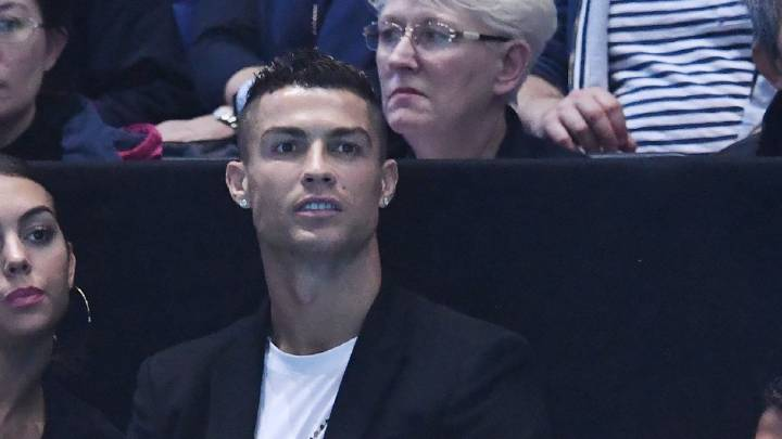 Good for tennis to see Ronaldo at Tour Finals - Djokovic