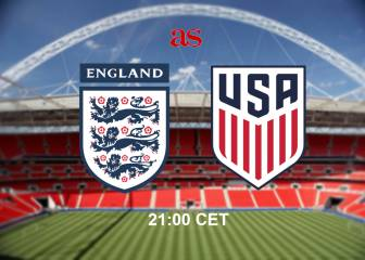 England-USA: how and where to watch