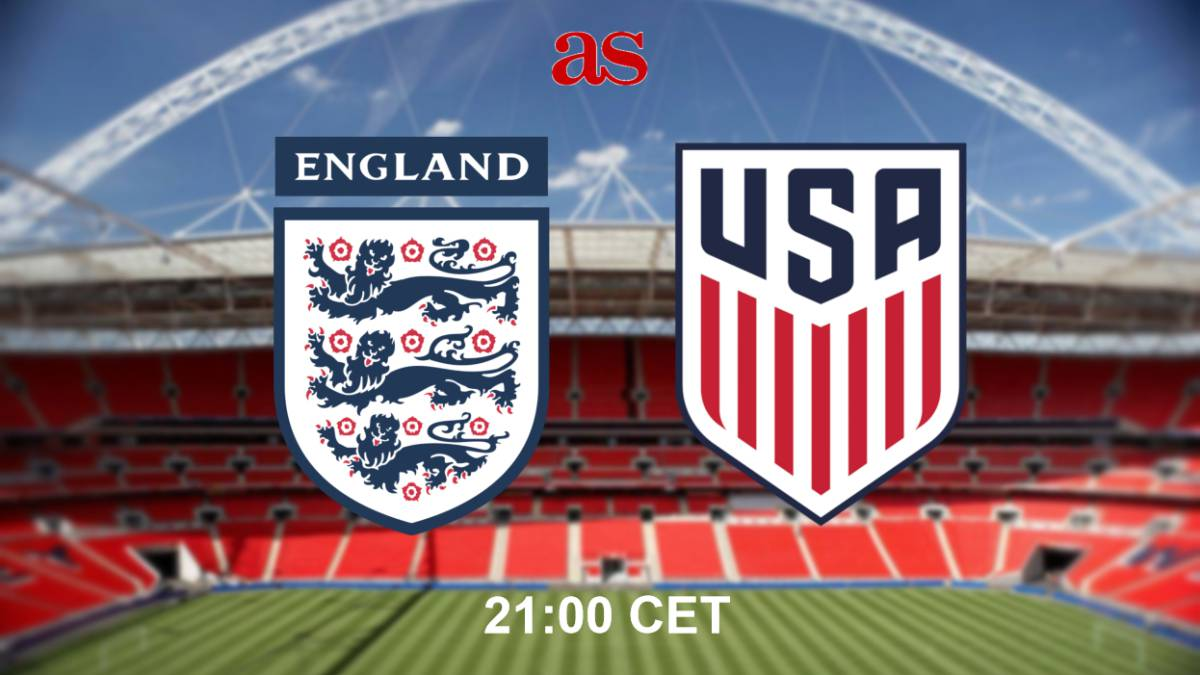 England-USA: how and where to watch: times, TV, online